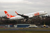 GOL PR-GGA (Drewski2112) Tags: seattle county field washington airport king air international boeing airlines gol 737 737800 bfi kbfi prgga