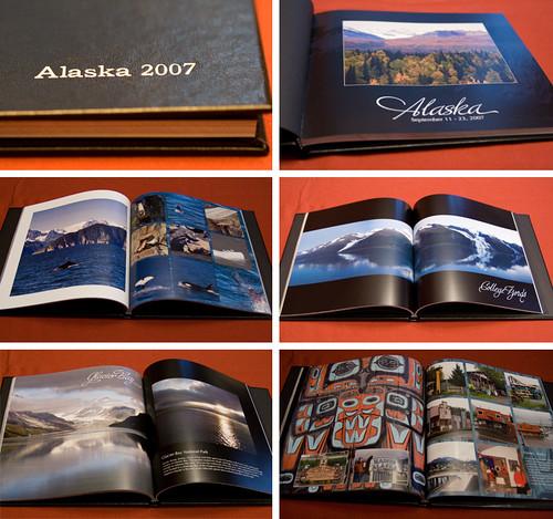 Alaska Photo Book