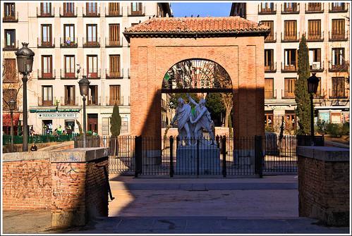 plaza del 2 de mayo: madrid