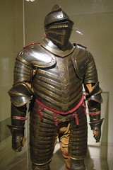 NYC - Metropolitan Museum of Art - Field Armor...