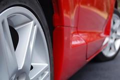 Cherry Red Eclipse (TXDragonfly) Tags: sportscar redcar mitsubishieclipsegt redsportscar eclipsegt
