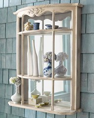 Knick-Knack Window Shelf Example