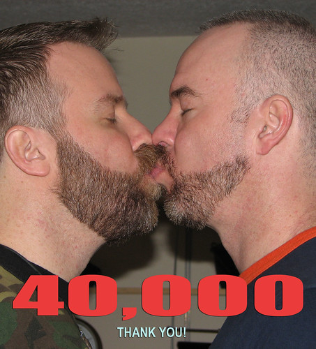 Hot Gay Bears Kissing