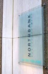 northbank signage