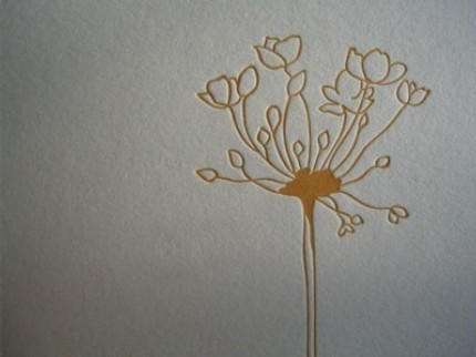 Satsuma Press Flower