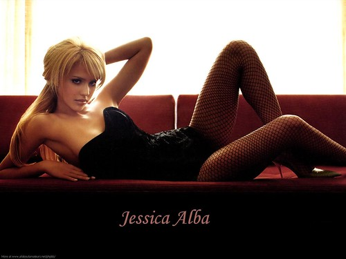 Jessica Alba Wallpaper (Part II)