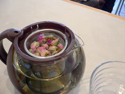 French Pink Rose Tea