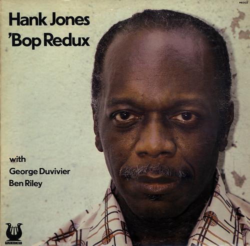 Hank Jones > 'Bop Redux