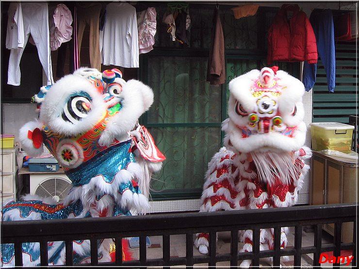 nouvel an chinois en Chine -Guangzhou - Canton