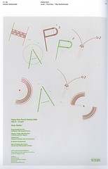 Felix Weigand (foncercolor) Tags: festival happy design felix days posters carteles autors 2007 affiches disseny weigand grpahic grfic chaumon