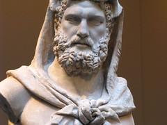 Marble statue of a bearded Hercules (C-Monster) Tags: nyc sculpture ny newyork roman marble hercules themet metropolitanmuseumofart greekandromangalleries