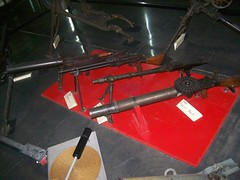 Machine guns (robotech_master_2000) Tags: museum worldwarii german machinegun cagliostro lupiniii mg34 sandyclark jmdavis