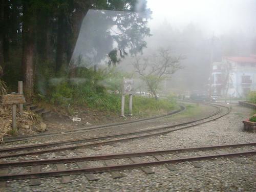 三角形的鐵路迴轉道