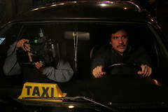 Taxista, un corto de Enrica Pérez