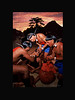 Ritual de furação Xavante (Rito de Passagem) Tags: brazil indian ritual passagem mato indio grosso aldeia indígena povo orelha rito xavante furação