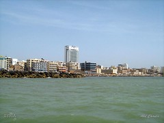 Tartous viewed from sea