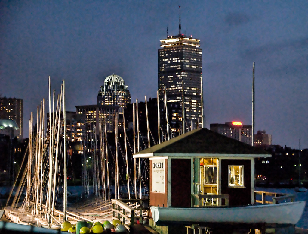Dockhouse