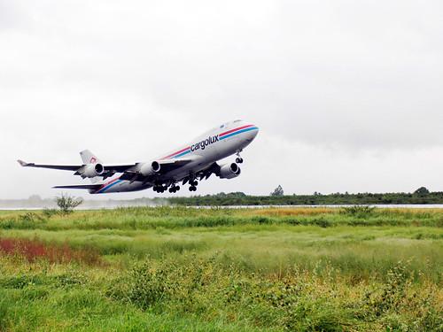 Cargolux Aeroporto de Petrolina