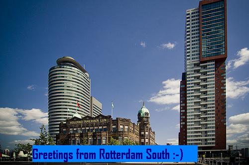 Greetings from Rotterdam South