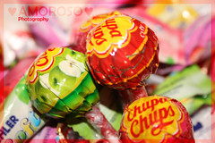 ~ iM So SweeT ;$ (AS  ) Tags: pink red sweets lollipop candies chupa chups amoroso