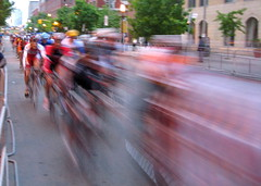 Toronto Criterium on The Esplanade