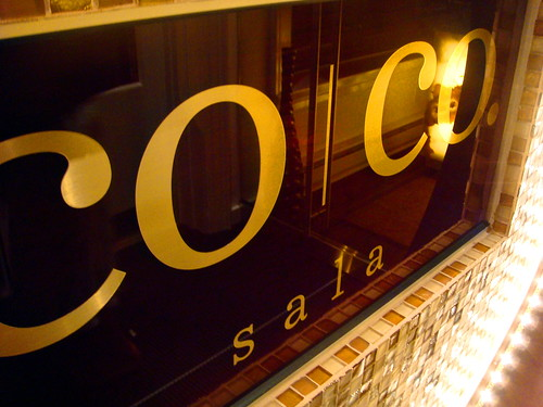 Co Co. Sala by sinksanctity, on Flickr