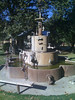 Steampunk fountain