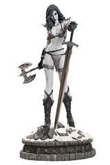 Preview: Women Of Dynamite Statues (All-Comic.com) Tags: dynamite frankcho jscottcampbell junglegirl michaelturnder purgatori redsonja statues vampirella womenofdynamite