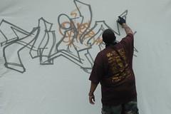(StephanieLand) Tags: nyc graffiti harlem battle estria lifeisliving