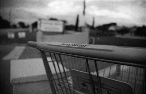 Wal-Mart cart