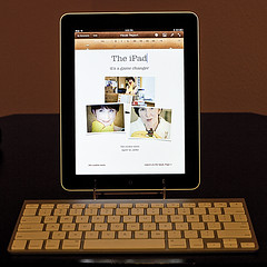 a week with an iPad (vrot01) Tags: home apple business ipad futureofcomputing getone cookiemom