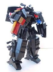 BSHK 01 (Mr. Hazen) Tags: robot lego armor scifi mecha mech foitsop