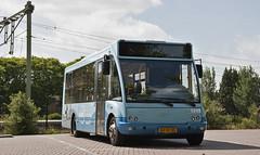 Syntus 5319 - Harderwijk, station (buffer) (Melvin Fer) Tags: holland bus public netherlands dutch station transport midi autobus harderwijk buffer 10m ov gelderland vervoer treinstation openbaar optare chipkaart