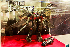 Optimus Prime, Transformers: Dark of The Moon Toys