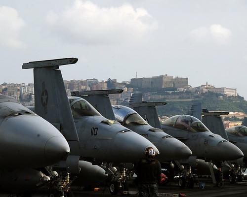 Adesso in Libia l'Italia bombarda più di tutti gli altri