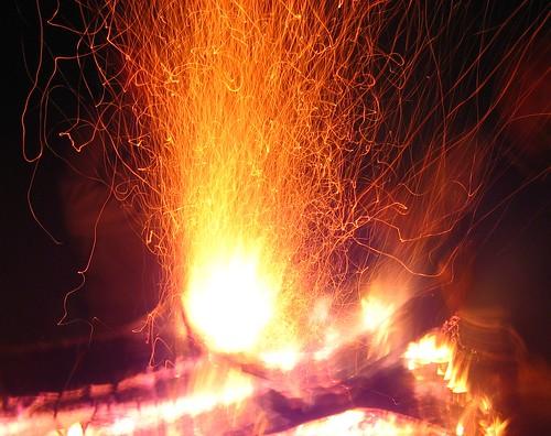 Sparky Fire