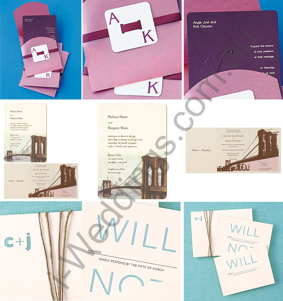 iLoveThese Invitation Ideas