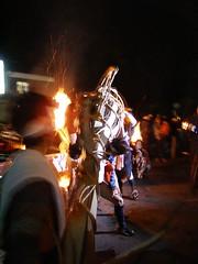 kurama fire festival kyoto