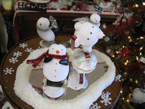 Penguins and Snowmen