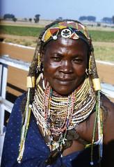 Mumuila-Frau