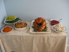 Thanksgiving Day Feast!