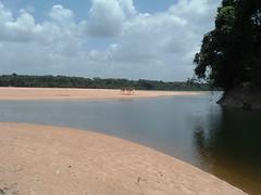 playa - reserva xixuau, brasil