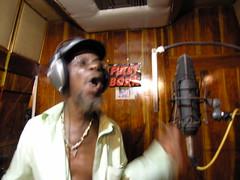 Stranger at Leggo (anbessa) Tags: music dreadlocks studio roots kingston jamaica caribbean reggae ghetto rasta rastafari