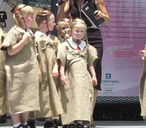 Christy on stage 2007