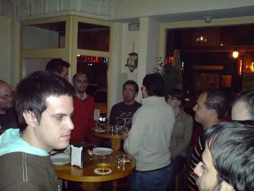 B&B Valencia Diciembre 2007