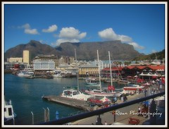 Table mountain from the Waterfront (sallysue007) Tags: waterfront soe awesomeshot supershot flickrsbest tablemoutain supershots shieldofexcellence platinumphoto anawesomeshot citrit excellentphotographer platinumphotograph