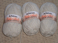 Patons - Merino; Natural