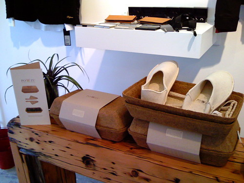 PO ZU Shoes at Lark