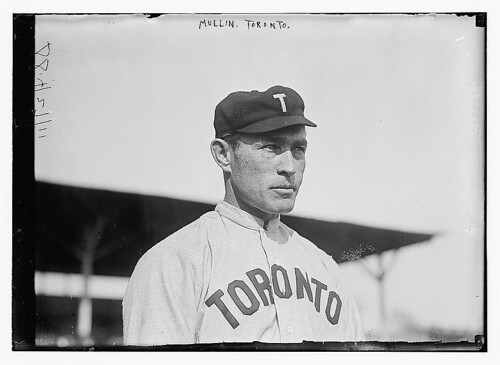 [James Mullin, 2nd baseman, 1909-11 (baseball)] (LOC)