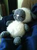 baby sheep (Harugurumi) Tags: toy knitting doll crochet softies etsy amigurumi harugurumi
